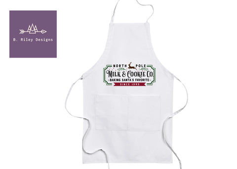 Holiday Baking Aprons