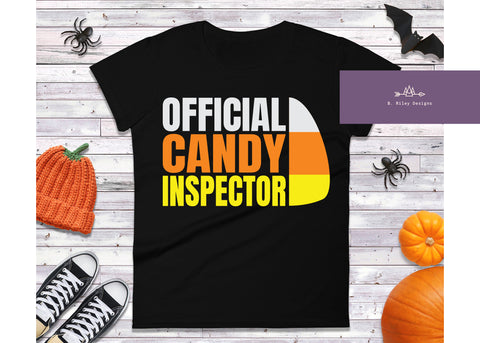 Official Candy Inspector Tee