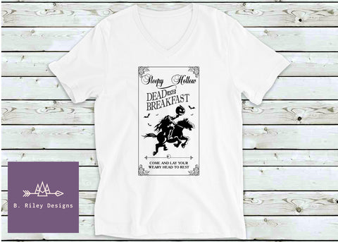 Sleepy Hollow Tee - Adult Sizes