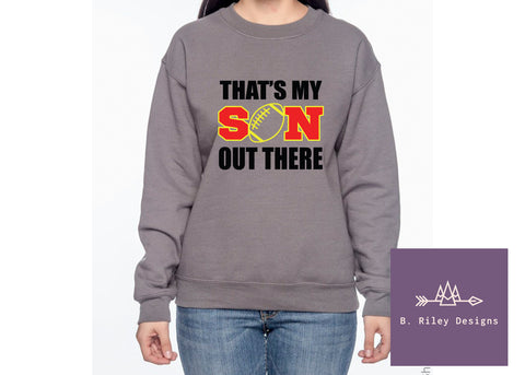 Son Football Sweatshirt