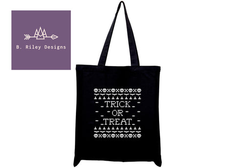 Trick Or Treat Bag Collection - Choose One
