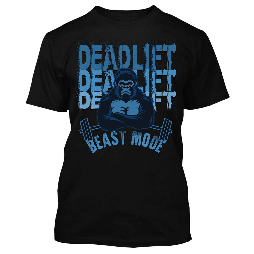 Deadlift Beast Mode