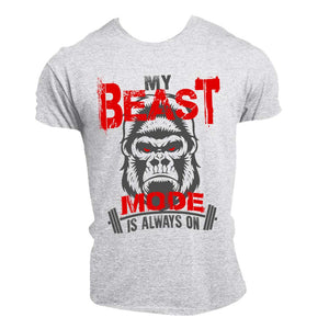 My Beast Mode Is Always On