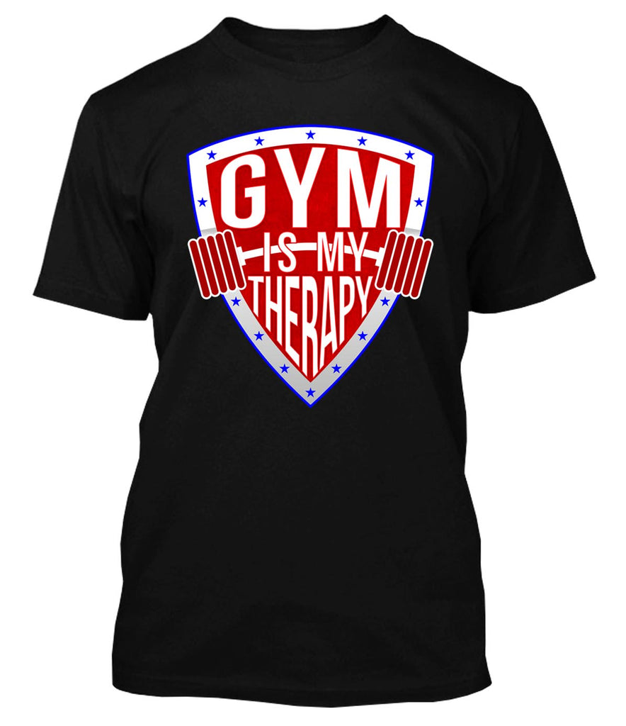 Gym is My Therapy - Trending