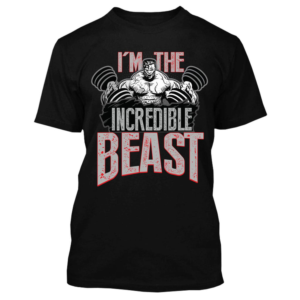 I'm the incredible beast