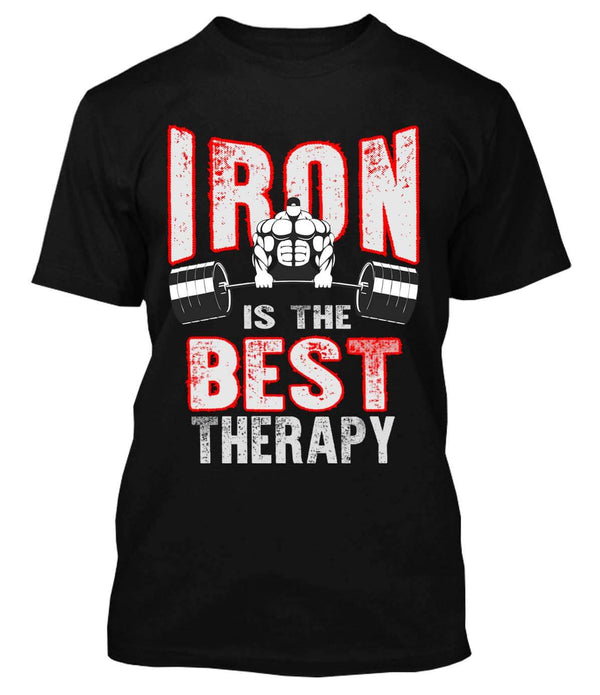 Iron Is The Best Therapy - Best Seller