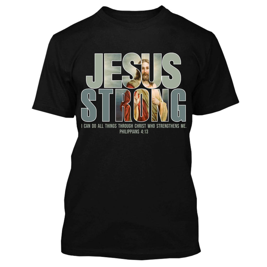 Jesus Strong