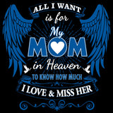 Mom in Heaven