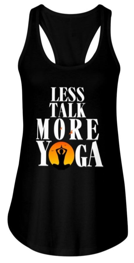 Less Talk More Yoga