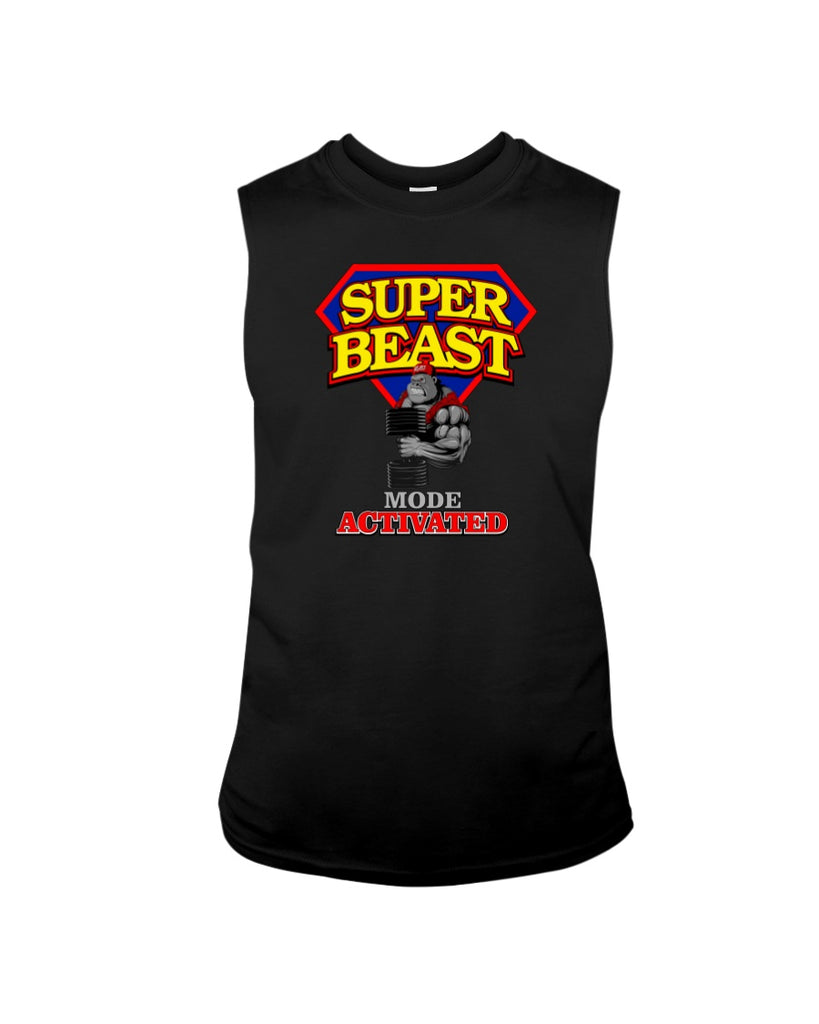 Super Beast Mode Activated Tank