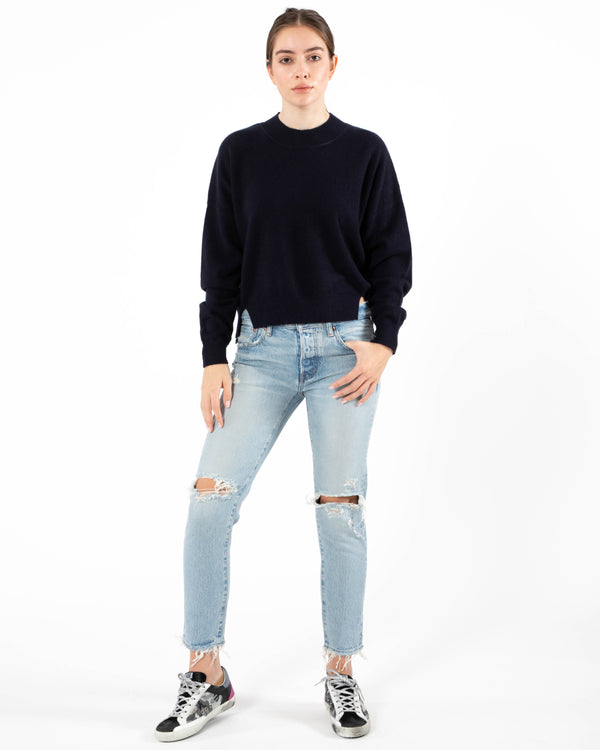 MOUSSY - Yardley Tapered Jeans | Luxury Designer Fashion | tntfashion.ca