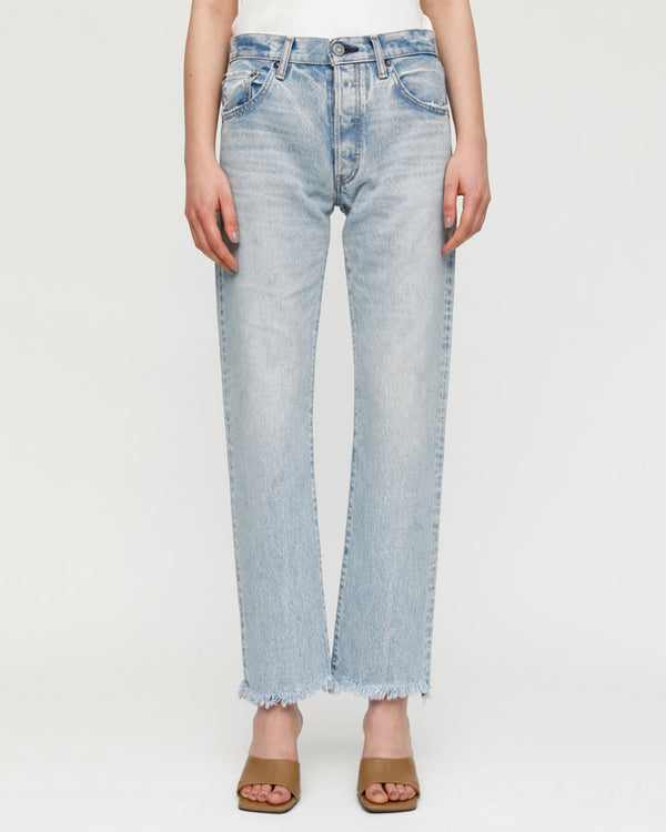MOUSSY - Peoria Straight Jeans | Luxury Designer Fashion | tntfashion.ca