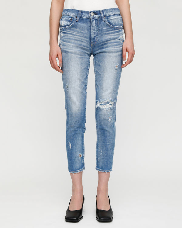 MOUSSY - Lenwood Skinny Jeans | Luxury Designer Fashion | tntfashion.ca