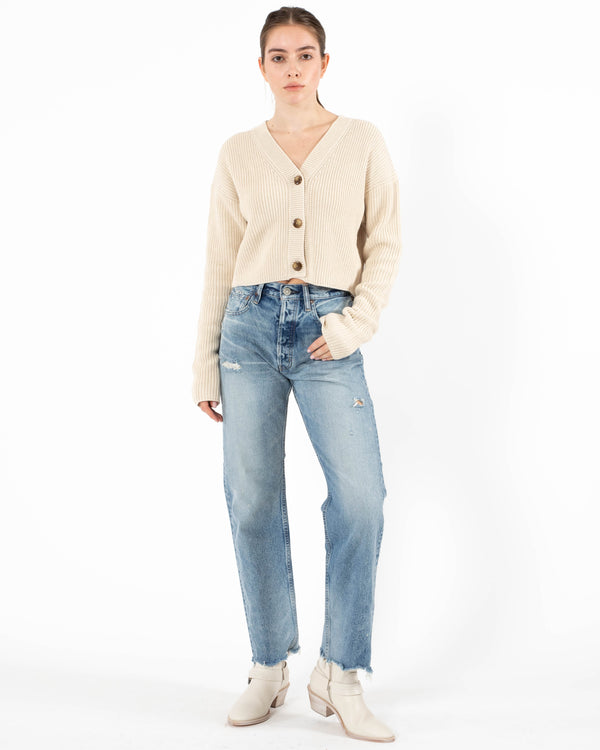 MOUSSY Lomita Wide Straight | newtntfashion.