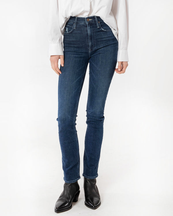 MOTHER - The Dazzler Hover Jeans | Luxury Designer Fashion | tntfashion.ca
