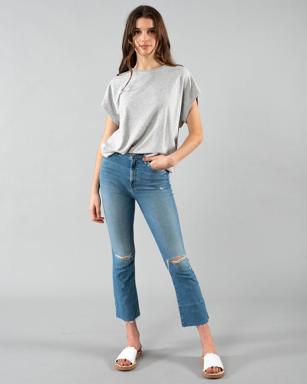 MOTHER - Hustler Ankle Jeans | Luxury Designer Fashion | tntfashion.ca