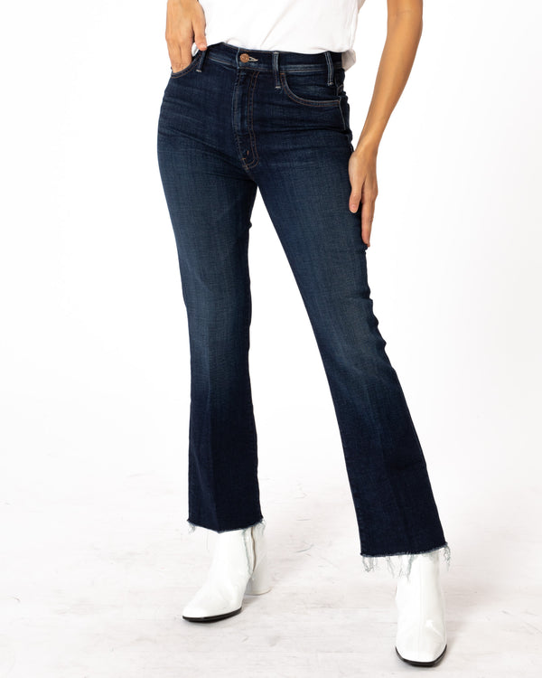 MOTHER - Hustler Fray Jeans | Luxury Designer Fashion | tntfashion.ca