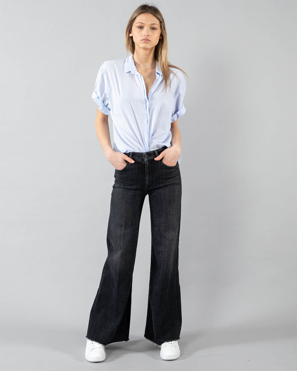 MOTHER - Roller Fray Jeans | Luxury Designer Fashion | tntfashion.ca