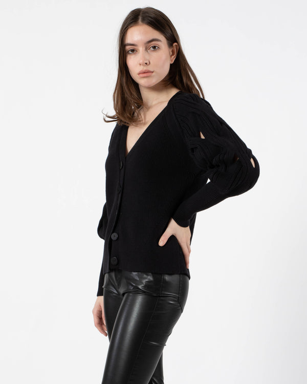 JONATHAN SIMKHAI - Kinley Cardigan | Luxury Designer Fashion | tntfashion.ca
