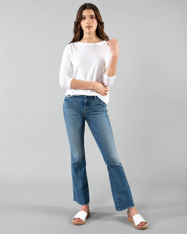 MOTHER - Weekender Fray Jeans | Luxury Designer Fashion | tntfashion.ca