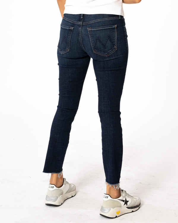 MOTHER - Looker Fray Jeans | Luxury Designer Fashion | tntfashion.ca