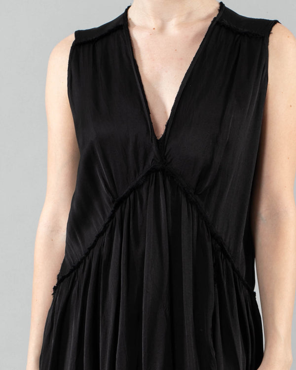 JAGA - Sleeveless Top | Luxury Designer Fashion | tntfashion.ca