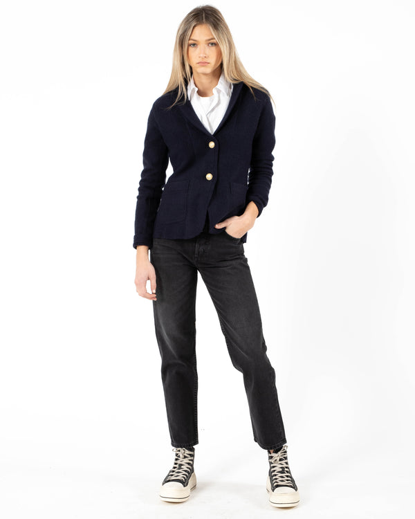 ALEX MILL Sweater Blazer | newtntfashion.