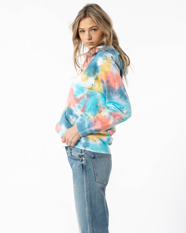 JET - Tie-Dye Zip Hoodie | Luxury Designer Fashion | tntfashion.ca