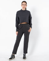 Rio Mock Neck Sweatshirt