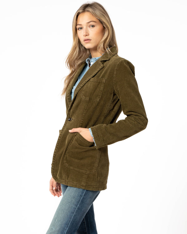 ALEX MILL Hall Corduroy Blazer | newtntfashion.