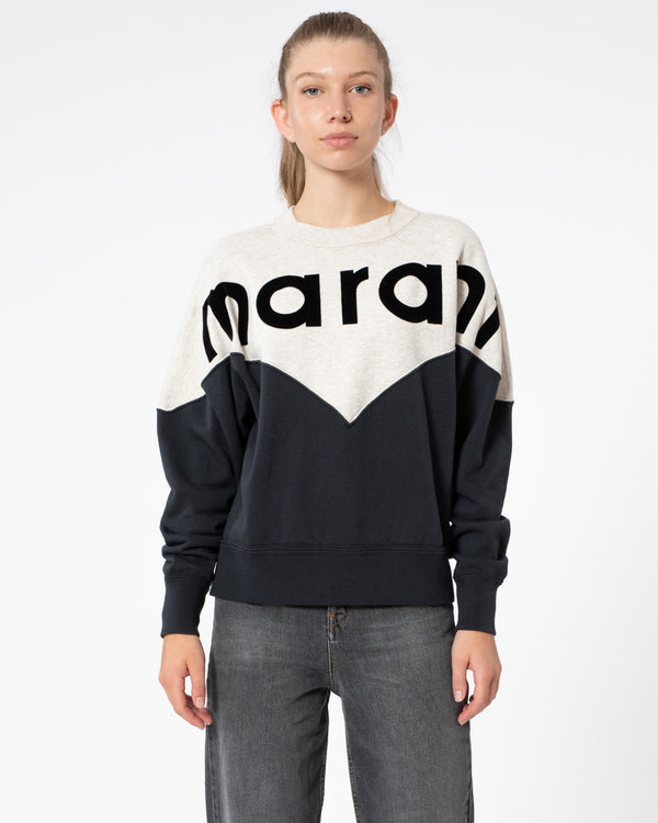 ISABEL MARANT ETOILE Houston Sweater | newtntfashion.
