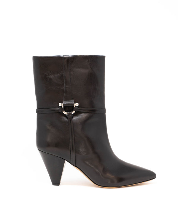 ISABEL MARANT Lilet Low Boots | newtntfashion.