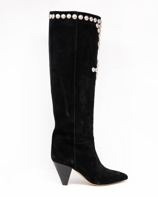 ISABEL MARANT Lalle High Boots | newtntfashion.