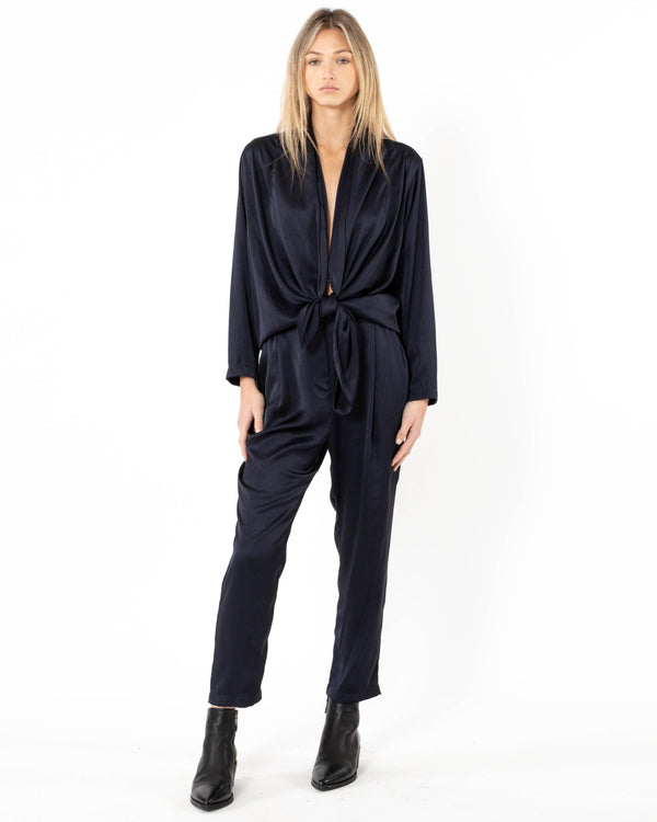 OVERLOVER - Stina Jumpsuit | Luxury Designer Fashion | tntfashion.ca