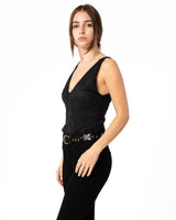 JONATHAN SIMKHAI - Afton Bodysuit | Luxury Designer Fashion | tntfashion.ca
