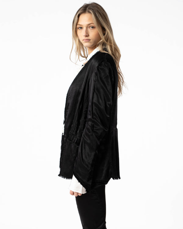 JAGA - Jacket | Luxury Designer Fashion | tntfashion.ca