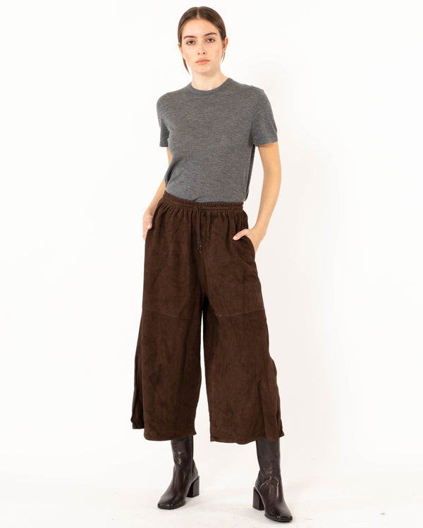 CO Suede Culottes | newtntfashion.