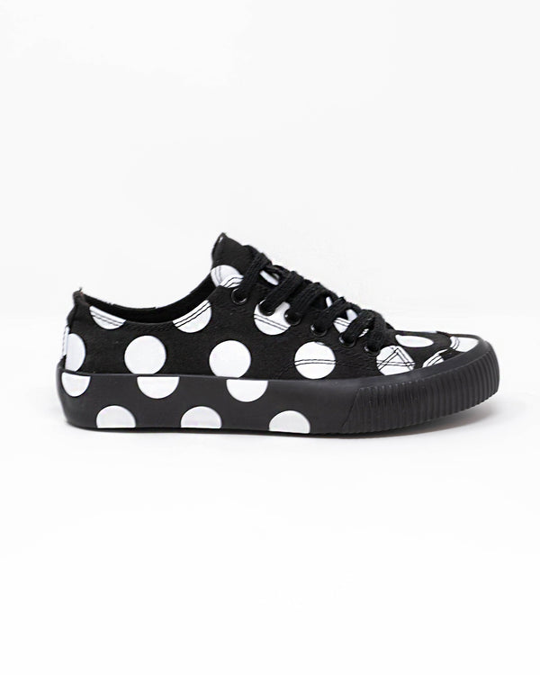 Y'S - Polka Dot Sneaker | Luxury Designer Fashion | tntfashion.ca