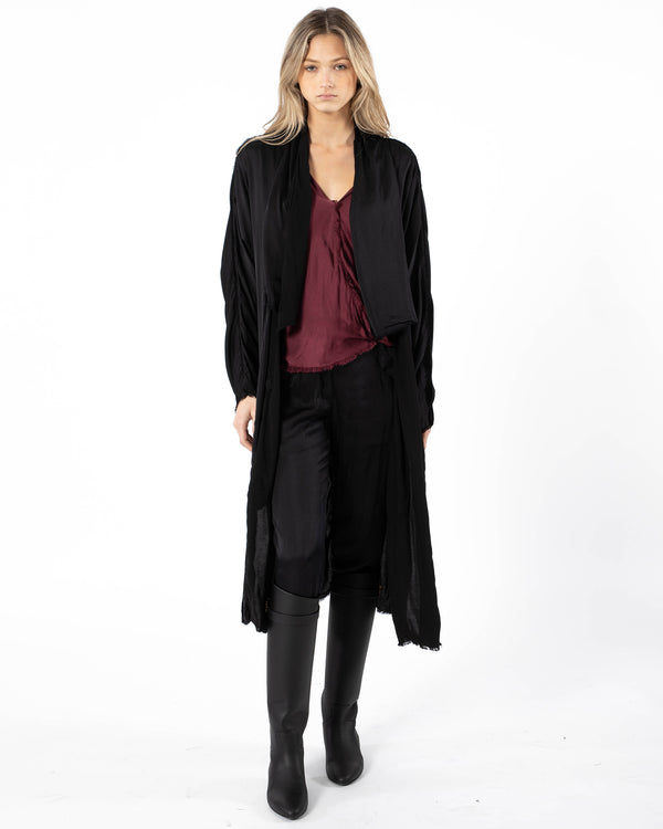 JAGA - Coat | Luxury Designer Fashion | tntfashion.ca