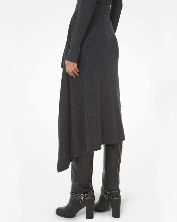MICHAEL KORS COLLECTION - Scarf Skirt | Luxury Designer Fashion | tntfashion.ca