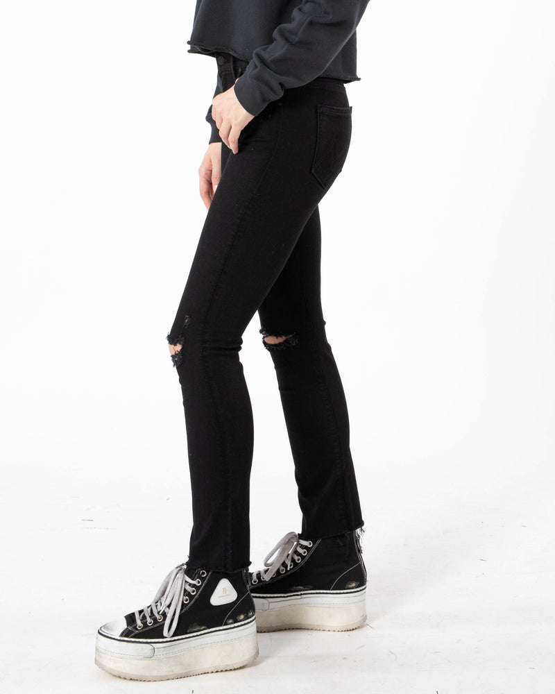MOTHER - The Pixie Ankle Jeans | Luxury Designer Fashion | tntfashion.ca