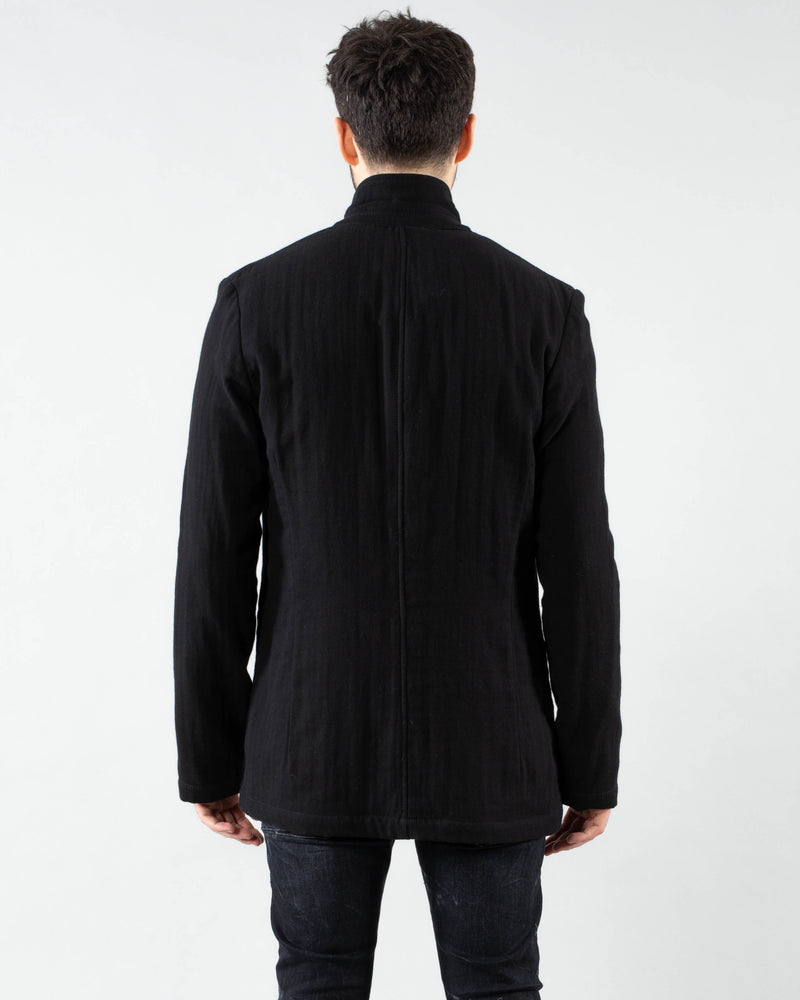ANN DEMEULEMEESTER - Reversible Jacket | Luxury Designer Fashion | tntfashion.ca