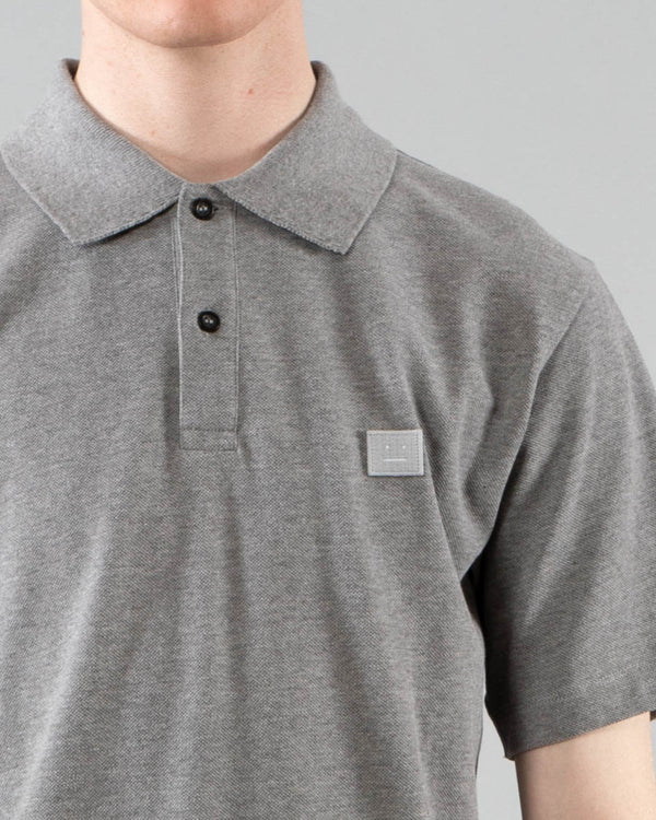 ACNE STUDIOS - Elton Face Polo | Luxury Designer Fashion | tntfashion.ca