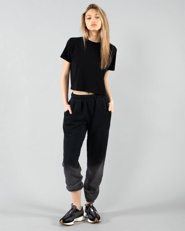 LES TIEN - Ombre Sweatpants | Luxury Designer Fashion | tntfashion.ca