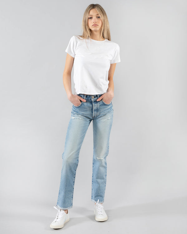 MOUSSY - Mv Steele Straight Jeans | Luxury Designer Fashion | tntfashion.ca
