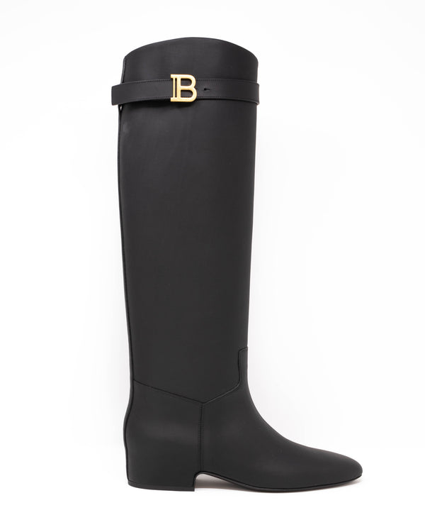 BALMAIN Royce Boots | newtntfashion.