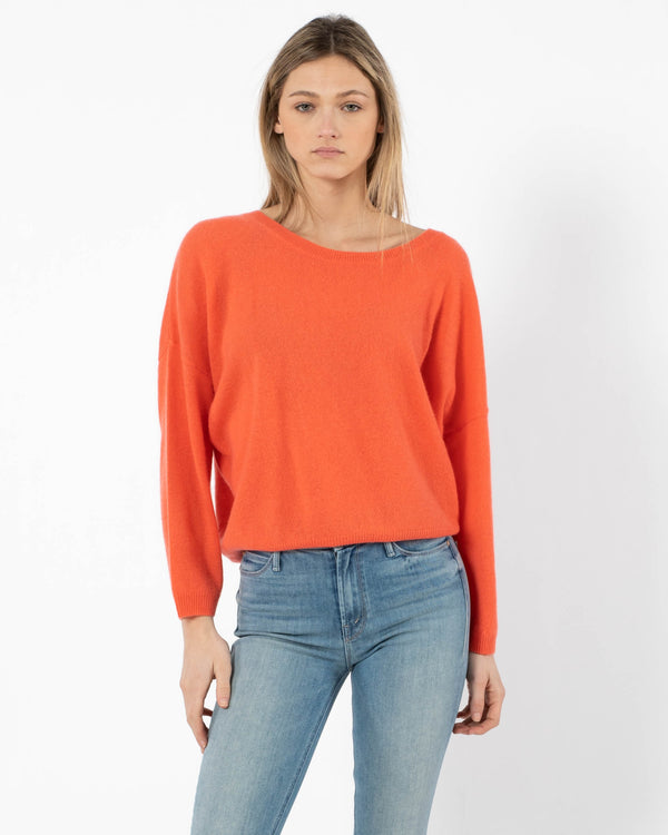 CRUSH - Tarifa Cropped Sweater | Luxury Designer Fashion | tntfashion.ca