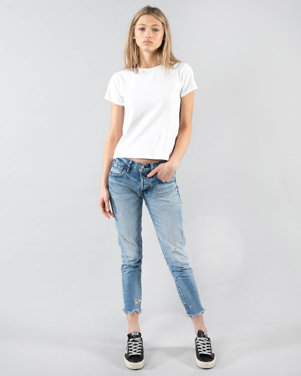MOUSSY - Keller Tapered Jeans | Luxury Designer Fashion | tntfashion.ca