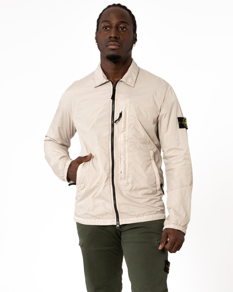STONE ISLAND Overshirt Jacket | newtntfashion.