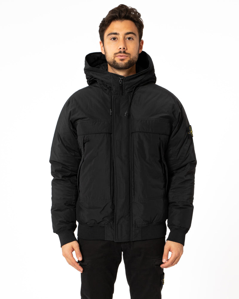 STONE ISLAND Micro Reps Down Jacket | newtntfashion.